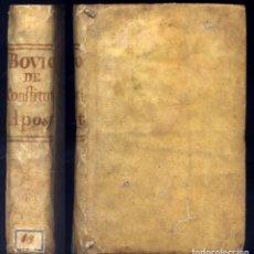 Alte Bücher - Papa Clemente I. De Constitutionibus Apostolicis Beato Clemente Romano auctore Libri VIII. 1564. - 139943854