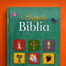 Libros antiguos: LA SAGRADA BIBLIA. ILUSTRADA. LIBESA.. Lote 140076462