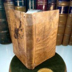 Libros antiguos: BREVE INSTRUCCIÓN DE LAS RÚBRICAS GENERALES DEL BREVARIO ROMANO... - 1794 - VALLADOLID - LIBRO RARO. Lote 140284558