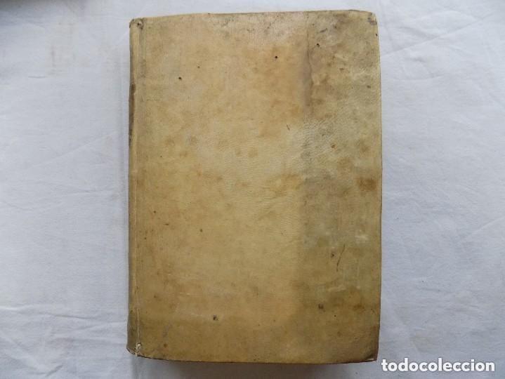 Libros antiguos: LIBRERIA GHOTICA. SACROSANCTUM. DECUMENICUM CONCLIUM TRIDENTINUM. 1762. FOLIO. PERGAMINO. - Foto 3 - 140898574