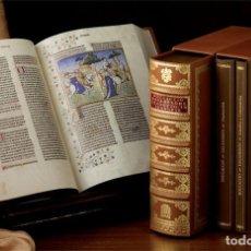 Libros antiguos: FACSÍMIL EL DECAMERON.CÓDICE BIBLIOTECA VATICANA. Lote 140925902