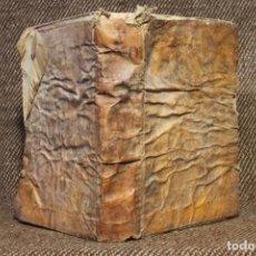 Libros antiguos: AÑO VIRGINEO. TOMO I DOLZ DEL CASTELLAR. DEDICADA A DIEGO DE ASTORGA. 1727. GABRIEL DEL BARRIO . Lote 141782906