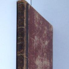 Libros antiguos: EL MÉTODO ELEMENTAL DEL CANTO LLANO GREGORIANO, PARA CONOCER Y CANTAR CON FACILIDAD LOS OCHO TONOS. Lote 141823850
