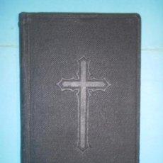 Libros antiguos: LA VOCACION RELIGIOSA - SAN ALFONSO MARIA DE LIGORIO - EL PERFECTO SOCORRO, 1910 (EN BUEN ESTADO). Lote 176369952