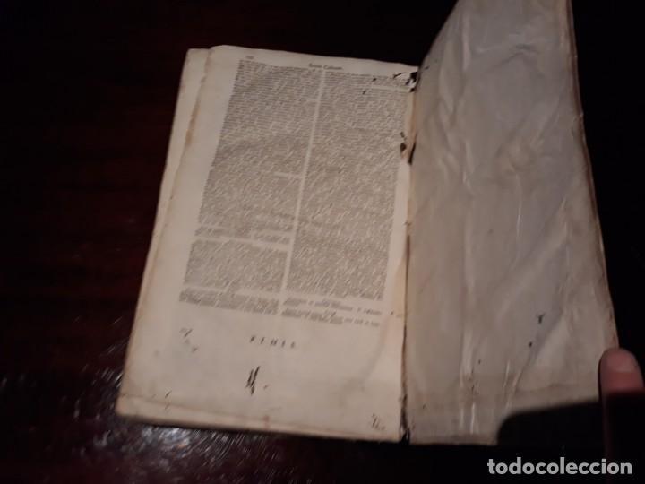Libros antiguos: Theologia moralis .LA CROIX, Claudio - AÑO 1740 TOMO SEGUNDO - Foto 4 - 142064098