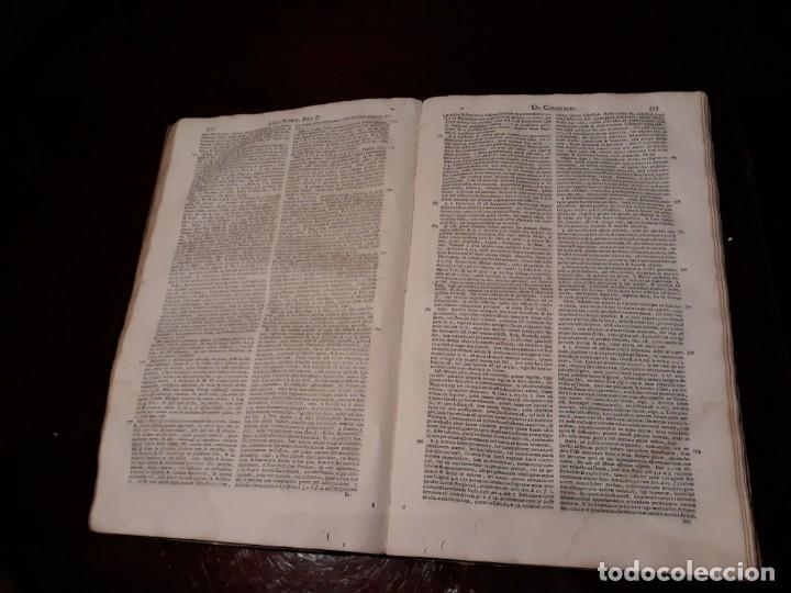 Libros antiguos: Theologia moralis .LA CROIX, Claudio - AÑO 1740 TOMO SEGUNDO - Foto 5 - 142064098