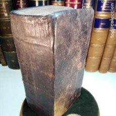 Libros antiguos: BREVARIUM ROMANUM - S.P. N. FRANCISCI - A SS. D. N. PIO PP.VI. - VENETIIS - 1789 - APUD JOFEPHUM ORL. Lote 142891754