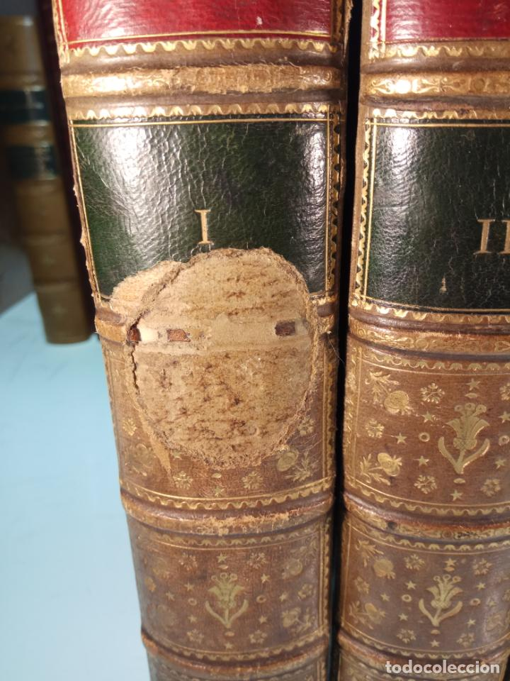 Libros antiguos: BELLÍSIMA SANTA BIBLIA EN 5 TOMOS - LEMAISTRE DE SACY - EXTRAORDINARIOS GRABADOS - 1857 - PARÍS - - Foto 3 - 142910874