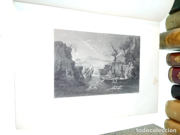 Libros antiguos: BELLÍSIMA SANTA BIBLIA EN 5 TOMOS - LEMAISTRE DE SACY - EXTRAORDINARIOS GRABADOS - 1857 - PARÍS - - Foto 15 - 142910874