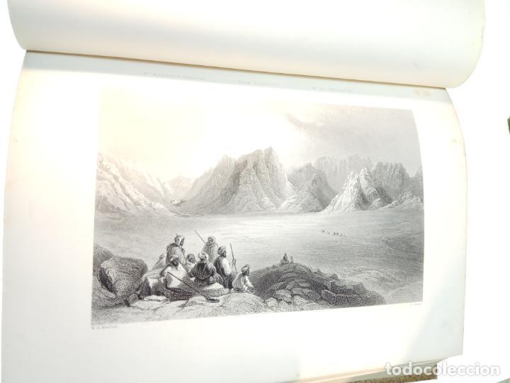 Libros antiguos: BELLÍSIMA SANTA BIBLIA EN 5 TOMOS - LEMAISTRE DE SACY - EXTRAORDINARIOS GRABADOS - 1857 - PARÍS - - Foto 18 - 142910874