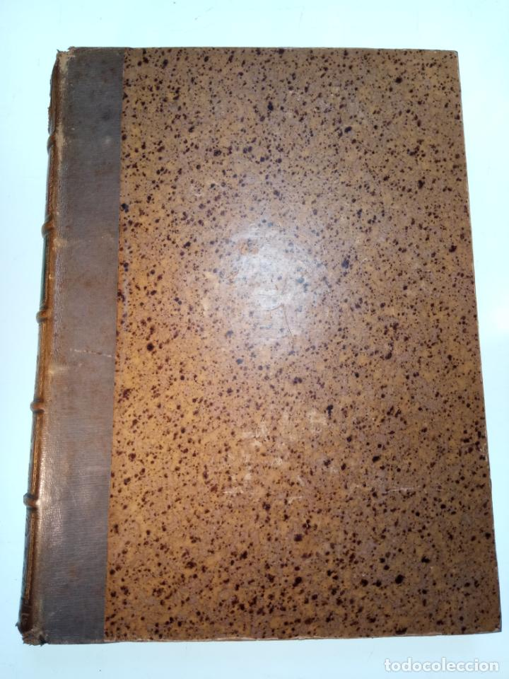 Libros antiguos: BELLÍSIMA SANTA BIBLIA EN 5 TOMOS - LEMAISTRE DE SACY - EXTRAORDINARIOS GRABADOS - 1857 - PARÍS - - Foto 24 - 142910874