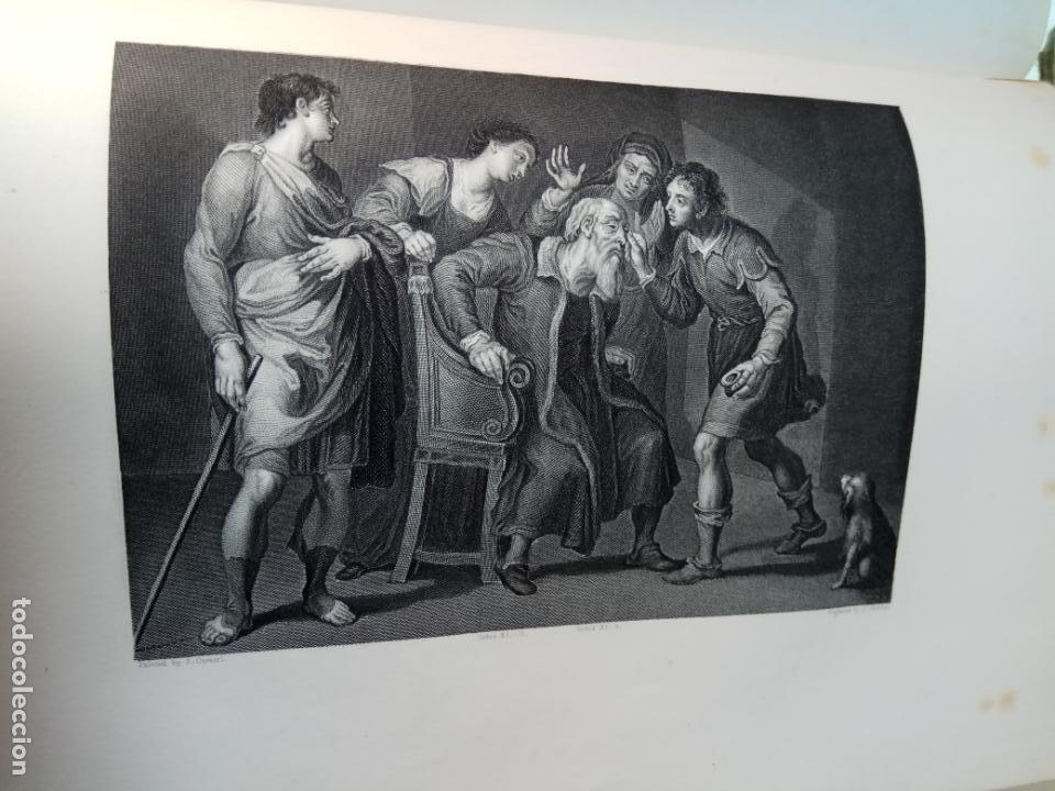 Libros antiguos: BELLÍSIMA SANTA BIBLIA EN 5 TOMOS - LEMAISTRE DE SACY - EXTRAORDINARIOS GRABADOS - 1857 - PARÍS - - Foto 33 - 142910874