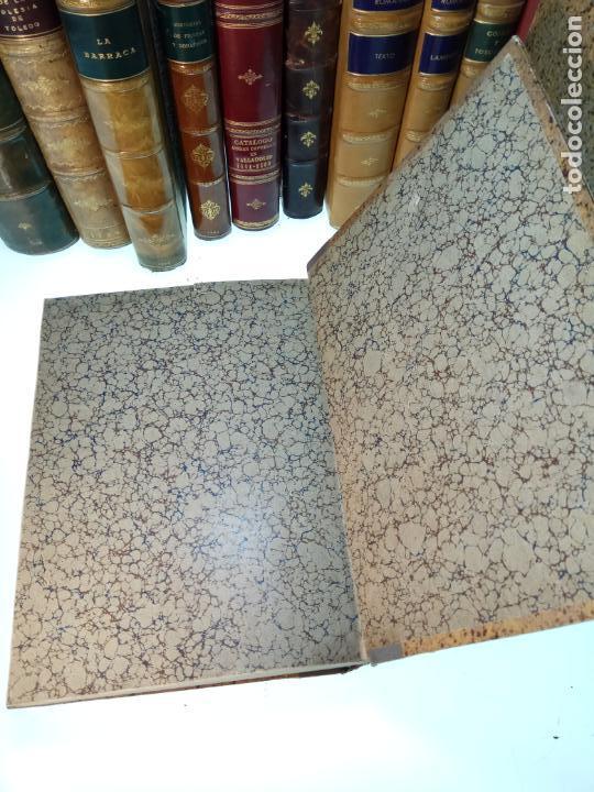 Libros antiguos: BELLÍSIMA SANTA BIBLIA EN 5 TOMOS - LEMAISTRE DE SACY - EXTRAORDINARIOS GRABADOS - 1857 - PARÍS - - Foto 35 - 142910874