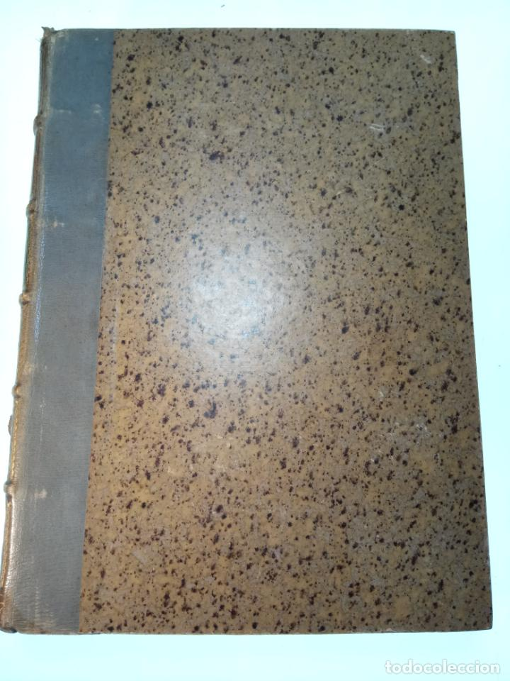 Libros antiguos: BELLÍSIMA SANTA BIBLIA EN 5 TOMOS - LEMAISTRE DE SACY - EXTRAORDINARIOS GRABADOS - 1857 - PARÍS - - Foto 36 - 142910874