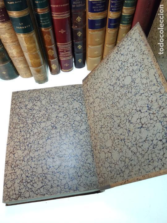 Libros antiguos: BELLÍSIMA SANTA BIBLIA EN 5 TOMOS - LEMAISTRE DE SACY - EXTRAORDINARIOS GRABADOS - 1857 - PARÍS - - Foto 44 - 142910874
