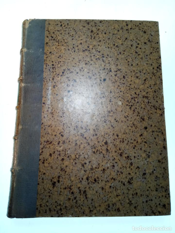 Libros antiguos: BELLÍSIMA SANTA BIBLIA EN 5 TOMOS - LEMAISTRE DE SACY - EXTRAORDINARIOS GRABADOS - 1857 - PARÍS - - Foto 46 - 142910874