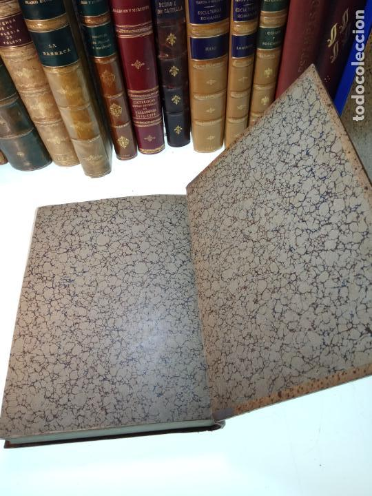 Libros antiguos: BELLÍSIMA SANTA BIBLIA EN 5 TOMOS - LEMAISTRE DE SACY - EXTRAORDINARIOS GRABADOS - 1857 - PARÍS - - Foto 55 - 142910874