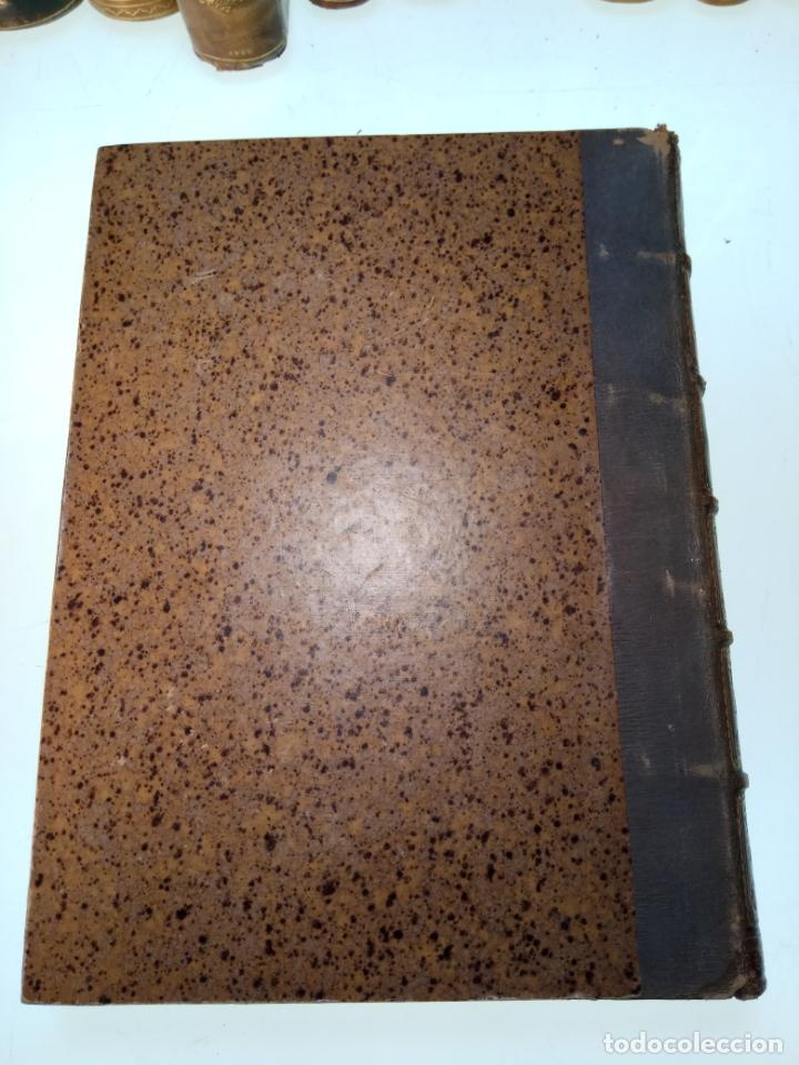 Libros antiguos: BELLÍSIMA SANTA BIBLIA EN 5 TOMOS - LEMAISTRE DE SACY - EXTRAORDINARIOS GRABADOS - 1857 - PARÍS - - Foto 56 - 142910874