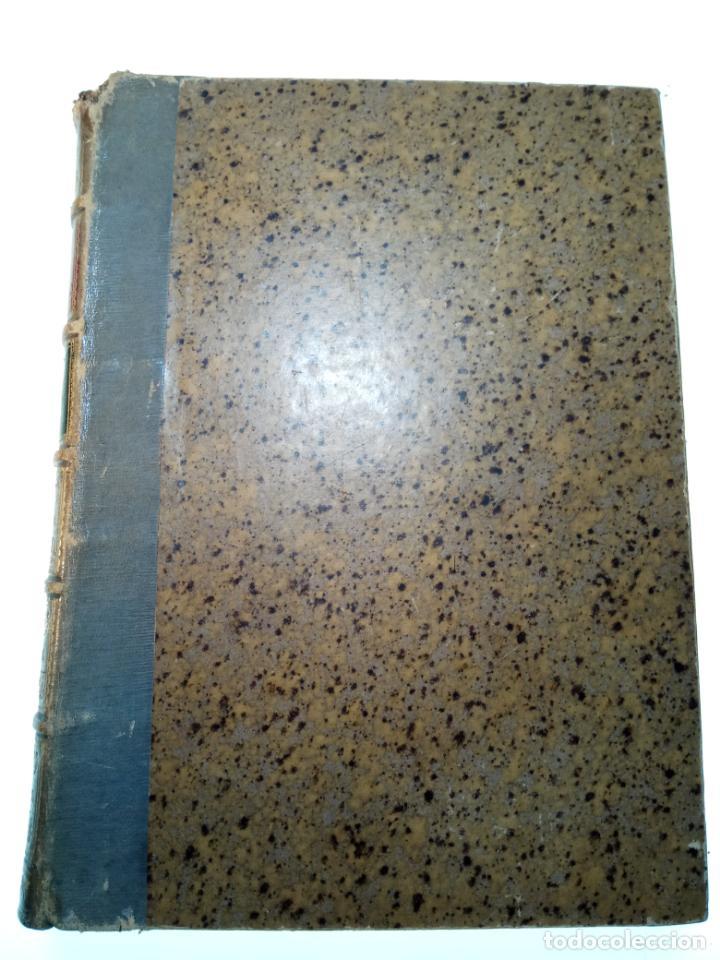 Libros antiguos: BELLÍSIMA SANTA BIBLIA EN 5 TOMOS - LEMAISTRE DE SACY - EXTRAORDINARIOS GRABADOS - 1857 - PARÍS - - Foto 57 - 142910874
