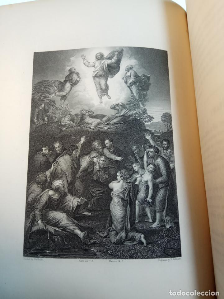 Libros antiguos: BELLÍSIMA SANTA BIBLIA EN 5 TOMOS - LEMAISTRE DE SACY - EXTRAORDINARIOS GRABADOS - 1857 - PARÍS - - Foto 62 - 142910874