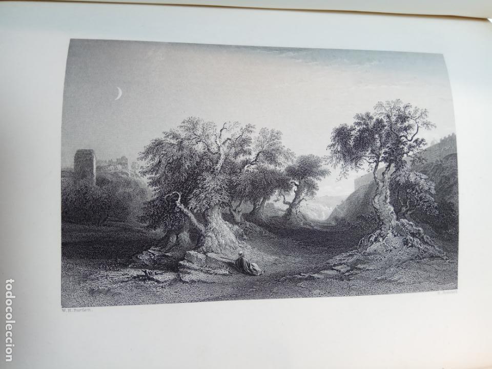Libros antiguos: BELLÍSIMA SANTA BIBLIA EN 5 TOMOS - LEMAISTRE DE SACY - EXTRAORDINARIOS GRABADOS - 1857 - PARÍS - - Foto 65 - 142910874