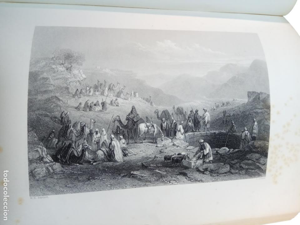 Libros antiguos: BELLÍSIMA SANTA BIBLIA EN 5 TOMOS - LEMAISTRE DE SACY - EXTRAORDINARIOS GRABADOS - 1857 - PARÍS - - Foto 66 - 142910874