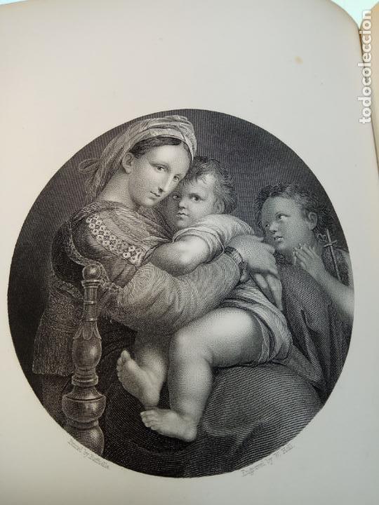 Libros antiguos: BELLÍSIMA SANTA BIBLIA EN 5 TOMOS - LEMAISTRE DE SACY - EXTRAORDINARIOS GRABADOS - 1857 - PARÍS - - Foto 67 - 142910874