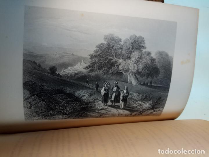 Libros antiguos: BELLÍSIMA SANTA BIBLIA EN 5 TOMOS - LEMAISTRE DE SACY - EXTRAORDINARIOS GRABADOS - 1857 - PARÍS - - Foto 70 - 142910874