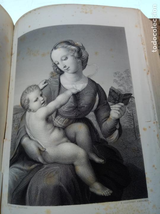 Libros antiguos: BELLÍSIMA SANTA BIBLIA EN 5 TOMOS - LEMAISTRE DE SACY - EXTRAORDINARIOS GRABADOS - 1857 - PARÍS - - Foto 72 - 142910874