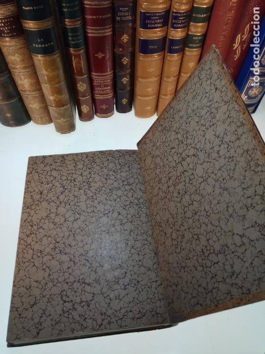Libros antiguos: BELLÍSIMA SANTA BIBLIA EN 5 TOMOS - LEMAISTRE DE SACY - EXTRAORDINARIOS GRABADOS - 1857 - PARÍS - - Foto 77 - 142910874