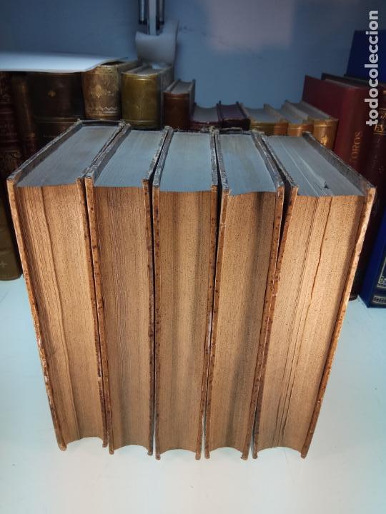 Libros antiguos: BELLÍSIMA SANTA BIBLIA EN 5 TOMOS - LEMAISTRE DE SACY - EXTRAORDINARIOS GRABADOS - 1857 - PARÍS - - Foto 79 - 142910874