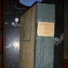 Libros antiguos: ANNALES MINORUM -- REGUSTUM PONTIFICIUM LUCAS WADINGO ROMA TOMO II SIGLO XVII. Lote 143396718