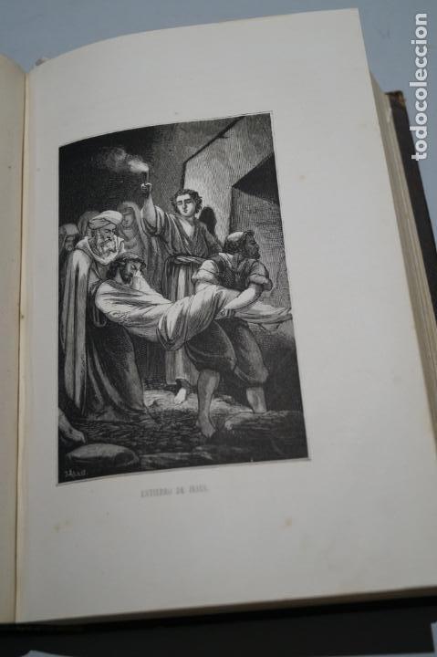 Libros antiguos: VIDA DE JESUS, LOS APOSTOLES Y SAN PABLO. ERNESTO RENAN. 1869 - Foto 4 - 143619722