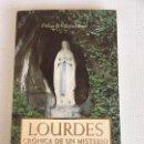 Libros antiguos: LIBRO DE LOURDES. Lote 143843974