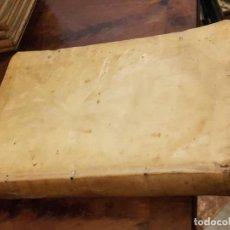 Libros antiguos: FLOS SANCTORUM DE LAS VIDAS DE LOS SANTOS TOMO I - RIBADENEYRA - T.PIFERRER BARCELONA 1751. Lote 144237974