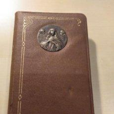 Alte Bücher - Antiguo misal devocionario destellos del amor divino sobre 1908 ver fotos - 145104434