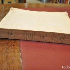 Libros antiguos: OBRES DOCTRINALS DEL ILLUMINAT DOCTOR MESTRE RAMON LULL - EDICIÓ ORIGINAL VOLUM I - LLULL - ACLM. Lote 145115646