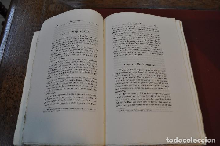 Libros antiguos: Obres doctrinals del illuminat doctor mestre Ramon Lull - Edició original volum I - llull - aclm - Foto 5 - 145115646