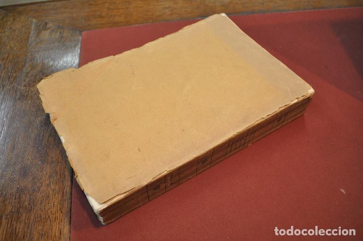Libros antiguos: Obres doctrinals del illuminat doctor mestre Ramon Lull - Edició original volum I - llull - aclm - Foto 11 - 145115646