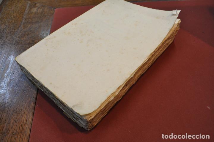 Libros antiguos: Obres doctrinals del illuminat doctor mestre Ramon Lull - Edició original volum I - llull - aclm - Foto 12 - 145115646