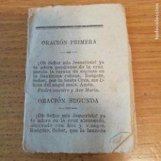 Libros antiguos: ORACIONES. Lote 145891710