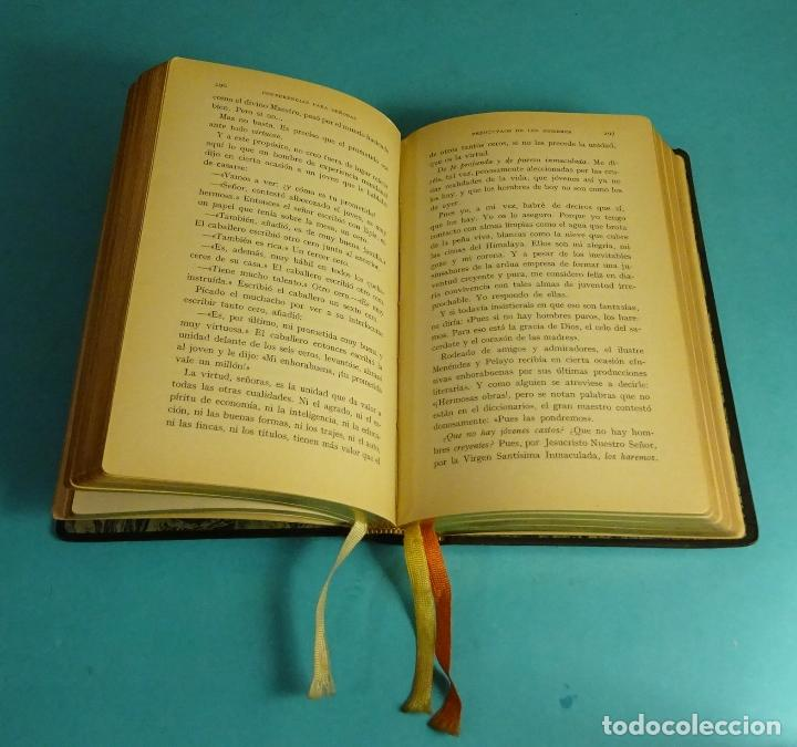 Libros antiguos: CONFERENCIAS PARA SEÑORAS. P. CONEJOS, S.J. EDITORIAL VOLUNTAD. MAR, 17 VALENCIA - Foto 2 - 146042618