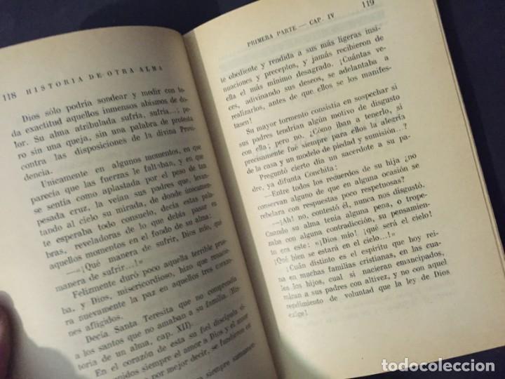Libros antiguos: LIBRO HISTORIA DE OTRA ALMA CONCHITA BARRENCHEGUREN SEGUNDA EDICION 1931 466 PAGINAS - Foto 2 - 146096186
