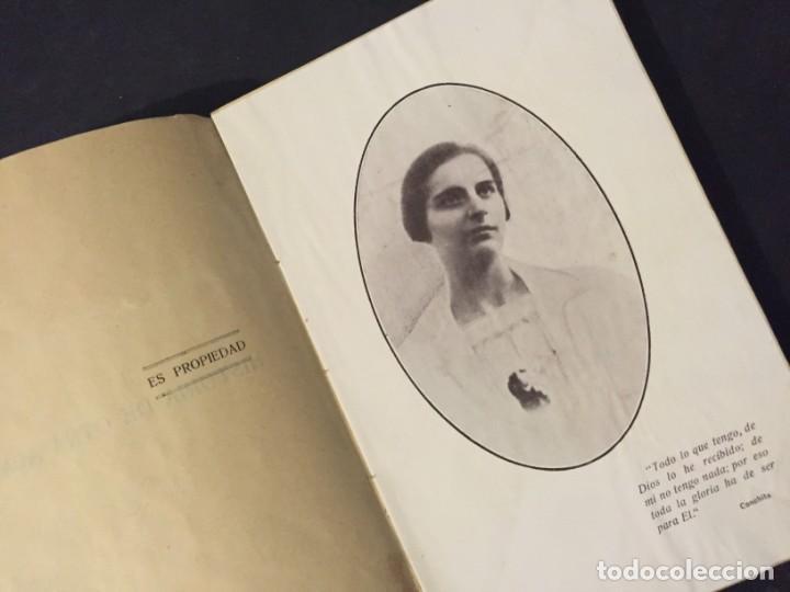 Libros antiguos: LIBRO HISTORIA DE OTRA ALMA CONCHITA BARRENCHEGUREN SEGUNDA EDICION 1931 466 PAGINAS - Foto 3 - 146096186