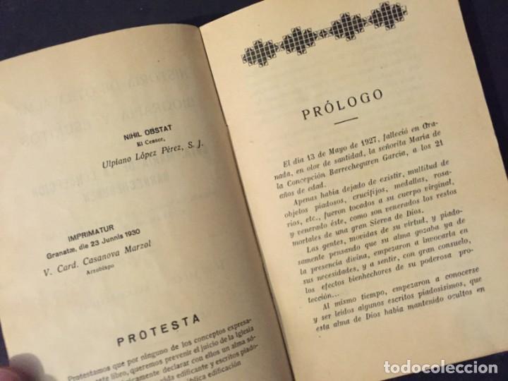 Libros antiguos: LIBRO HISTORIA DE OTRA ALMA CONCHITA BARRENCHEGUREN SEGUNDA EDICION 1931 466 PAGINAS - Foto 4 - 146096186