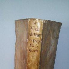 Libros antiguos: LIBRO IDEA DE LA PERFECTA RELIGIOSA EN PERFECTO ESTADO. Lote 146119170