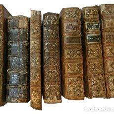 Libros antiguos: AÑO 1690: IMPORTANTE LOTE DE LIBROS DESDE EL SIGLO XVII.. Lote 146215594