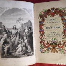 Alte Bücher - Horas de las señoritas 1847 - 146621362