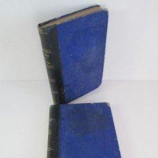Libros antiguos: LA BELLEZA Y LAS BELLAS ARTES. TOMO I Y II. JOSE JUNGMANN. TIPOGRAFIA DE PASCUAL CONESA. 1873. Lote 146791970