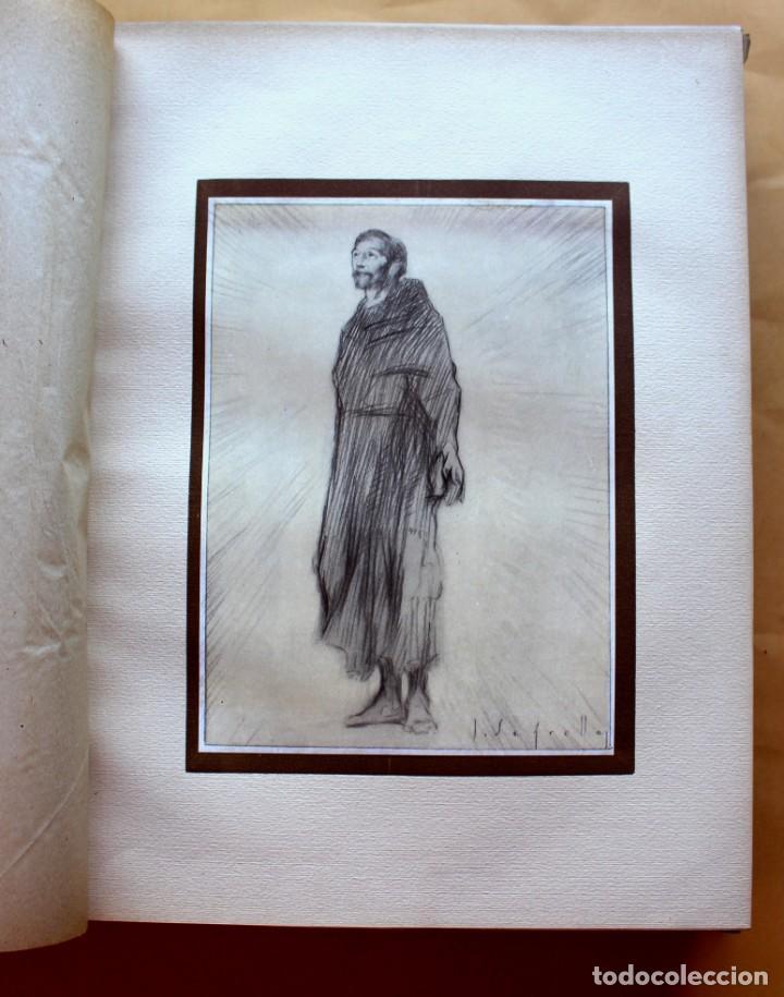 Libros antiguos: FLORECILLAS DE SAN FRANCISCO DE ASÍS. ILUSTR. JOSÉ SEGRELLES. 1923. - Foto 10 - 146885062